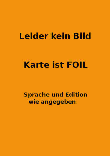 FOIL - Aven Fisher - 8te Edition - DEUTSCH