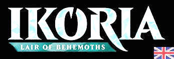 Ikoria Lair of Behemoths EN