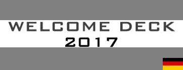 Welcome Deck 2017