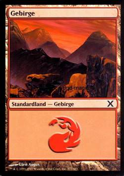 Gebirge v.2 (Mountain)