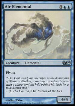Air Elemental (Luftelementar)