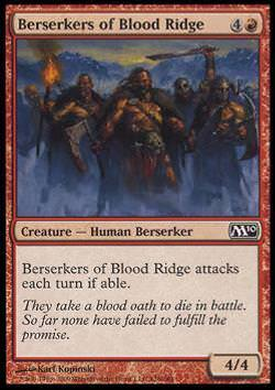 Berserkers of Blood Ridge (Berserker aus der Blutklamm)