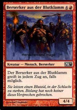 Berserker aus der Blutklamm (Berserkers of Blood Ridge)