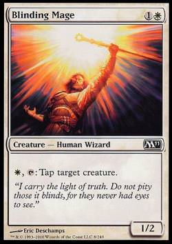 Blinding Mage (Blendender Magier)