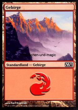 Gebirge v.3 (Mountain)