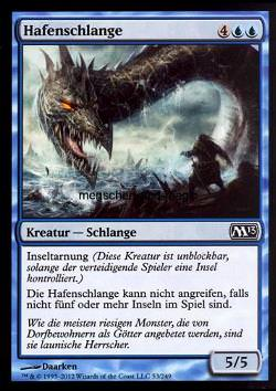 Hafenschlange (Harbor Serpent)
