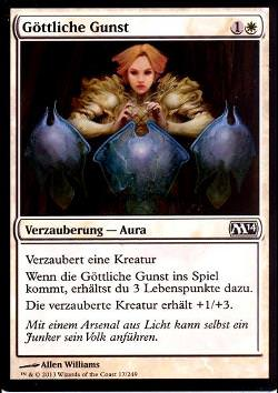 Göttliche Gunst (Divine Favor)
