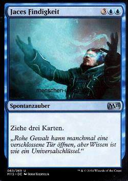 Jaces Findigkeit (Jace's Ingenuity)