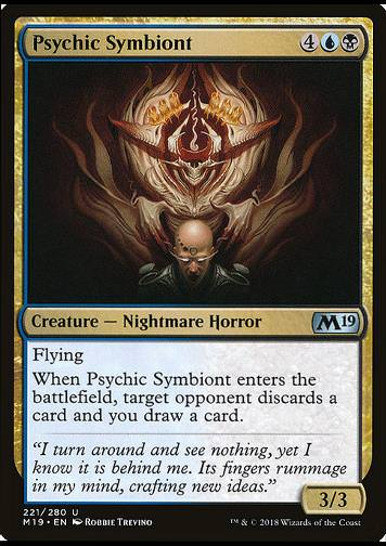 Psychic Symbiont (Gedankensymbiont)