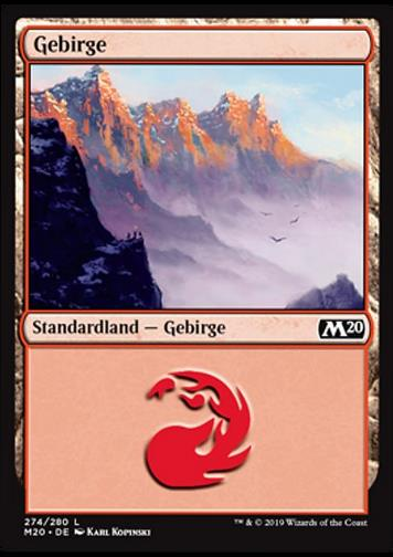 Gebirge v.2 (Mountain v.2)