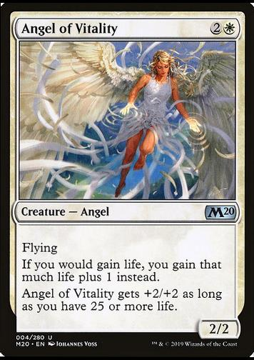Angel of Vitality (Engel der Lebenskraft)