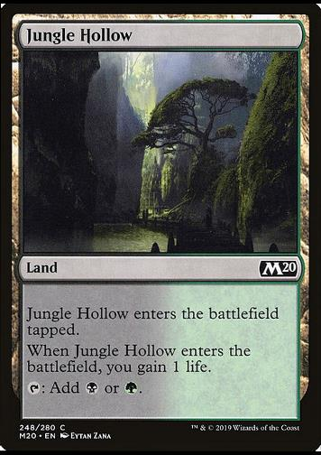 Jungle Hollow (Dschungellichtung)