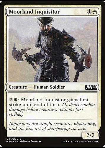 Moorland Inquisitor (Moorland-Inquisitor)