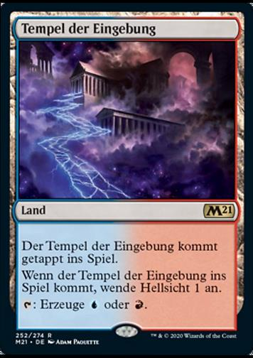 Tempel der Eingebung v.1 (Temple of Epiphany)