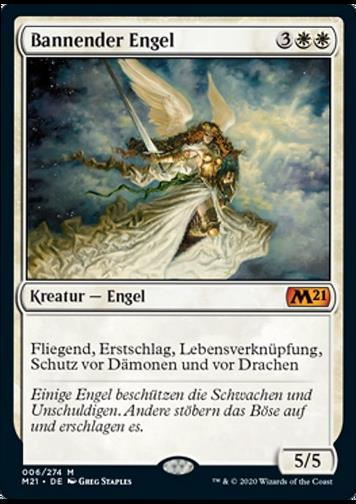 Bannender Engel v.1 (Baneslayer Angel)