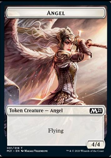 Token: Angel (Engel)