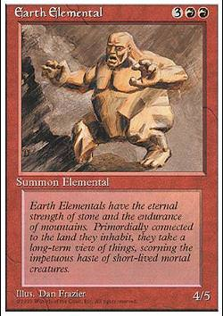 Earth Elemental (Erdelementar)