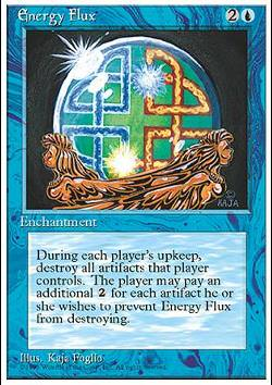 Energy Flux (Energiefluktuation)