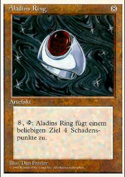 Aladins Ring (Aladdinís Ring)