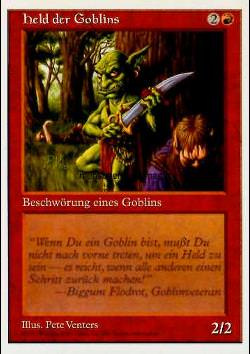 Held der Goblins (Goblin Hero )