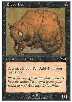 Blood Pet (Blutiges Schoßtier)