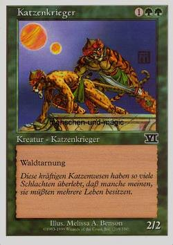Katzenkrieger (Cat Warriors)
