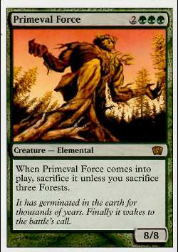Primeval Force (Urgewalt)