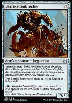 Barrikadenbrecher (Barricade Breaker)