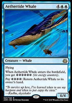 Aethertide Whale (Ätherflut-Wal)