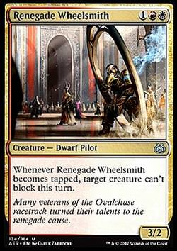 Renegade Wheelsmith (Renegaten-Velopilot)
