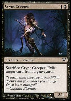 Crypt Creeper (Kryptenkriecher)