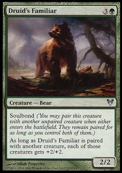 Druid's Familiar (Vertrauter des Druiden)