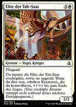 Elite der Tah-Saat (Tah-Crop Elite)