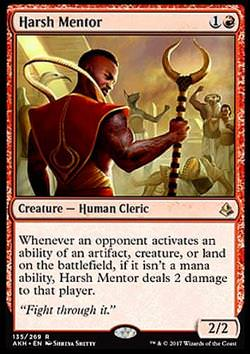Harsh Mentor (Harscher Mentor)