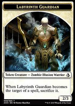 Labyrinth Guardian (Labyrinth-Wache)