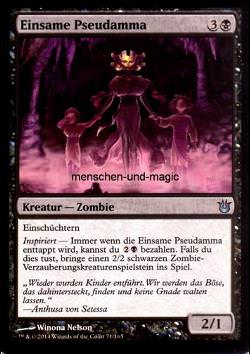 Dragons of Tarkir Magic Profaner of the Dead Entweiherin der Toten