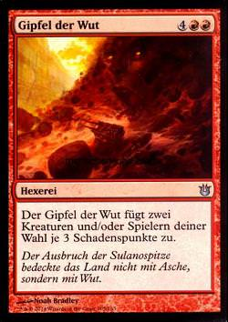 Gipfel der Wut (Pinnacle of Rage)