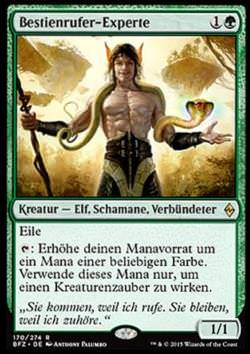 Bestienrufer-Experte (Beastcaller Savant)