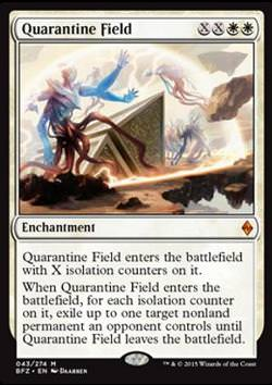 Quarantine Field (Quarantänefeld)