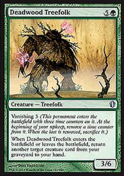 Deadwood Treefolk (Totholz-Baumhirten)