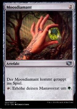 Moosdiamant (Moss Diamond)