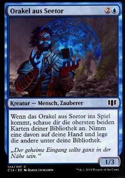 Orakel aus Seetor (Sea Gate Oracle)