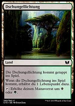 Dschungellichtung (Jungle Hollow)