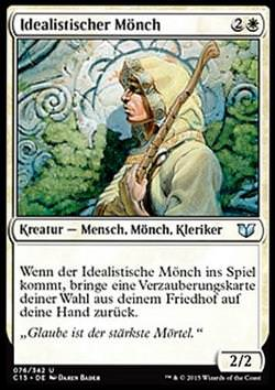 Idealistischer Mönch (Monk Idealist)