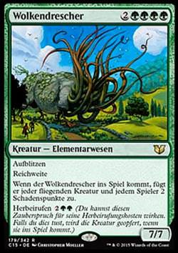 Wolkendrescher (Cloudthresher)