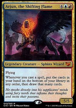 Arjun, the Shifting Flame (Arjun, die wandelnde Flamme)
