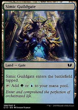 Simic Guildgate (Simic-Gildeneingang)