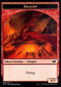 Dragon (Red 5/5)