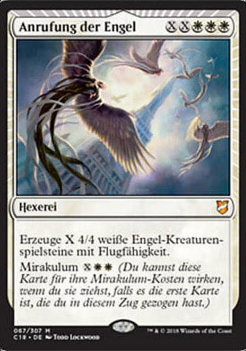 Anrufung der Engel (Entreat the Angels)