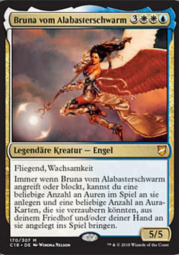 Bruna vom Alabasterschwarm (Bruna, Light of Alabaster)